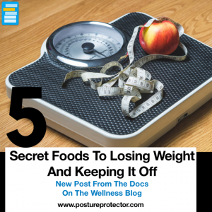 5 Secret Foods To Losing Weight And Keeping It Off