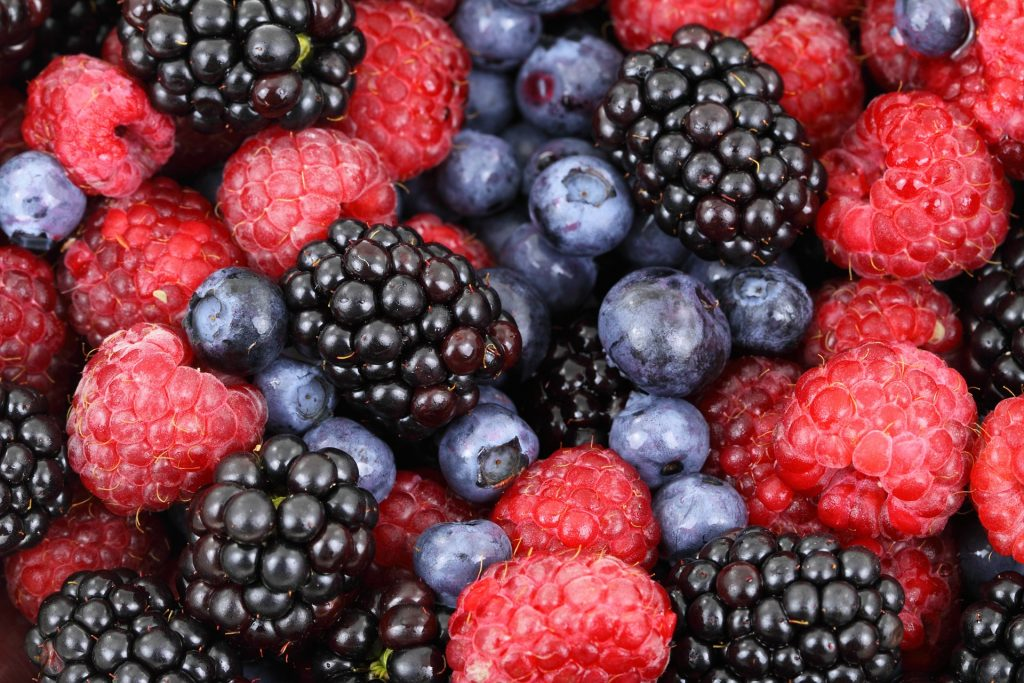 5 Secret Foods To Losing Weight And Keeping It Off: Berries