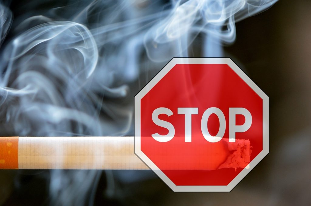 3 Habits To Break To Decrease Back Pain: Quit Smoking