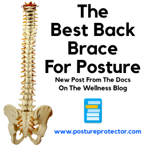 The Best Back Brace For Posture