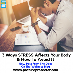 3 Ways Stress Affects Your Body And How To Avoid It