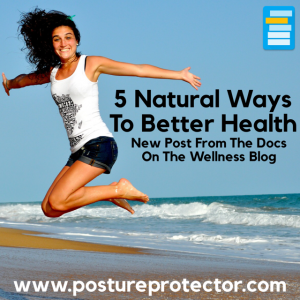 5 Natural Ways To Better Health