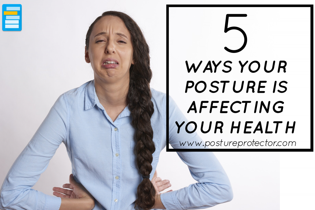 5 Ways Your Posture Is Affecting Your Health