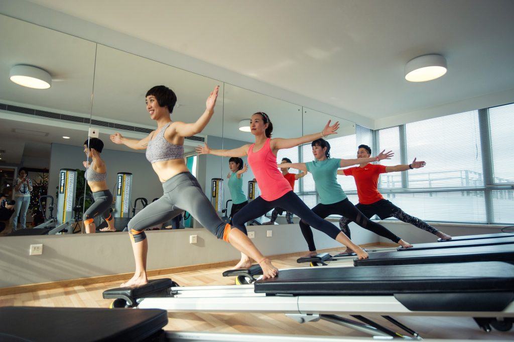 Pilates Is Also An Excellent Way To Improve Your Posture