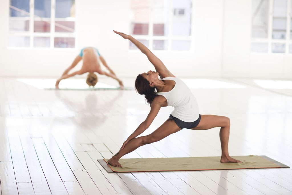 Yoga Is An Excellent Way To Improve Your Posture