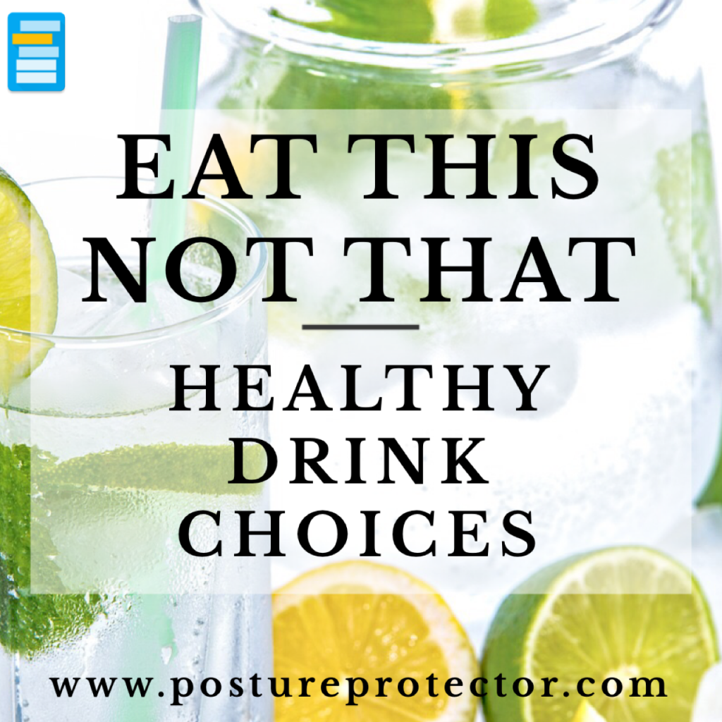 Eat This Not That: Healthy Drink Choices