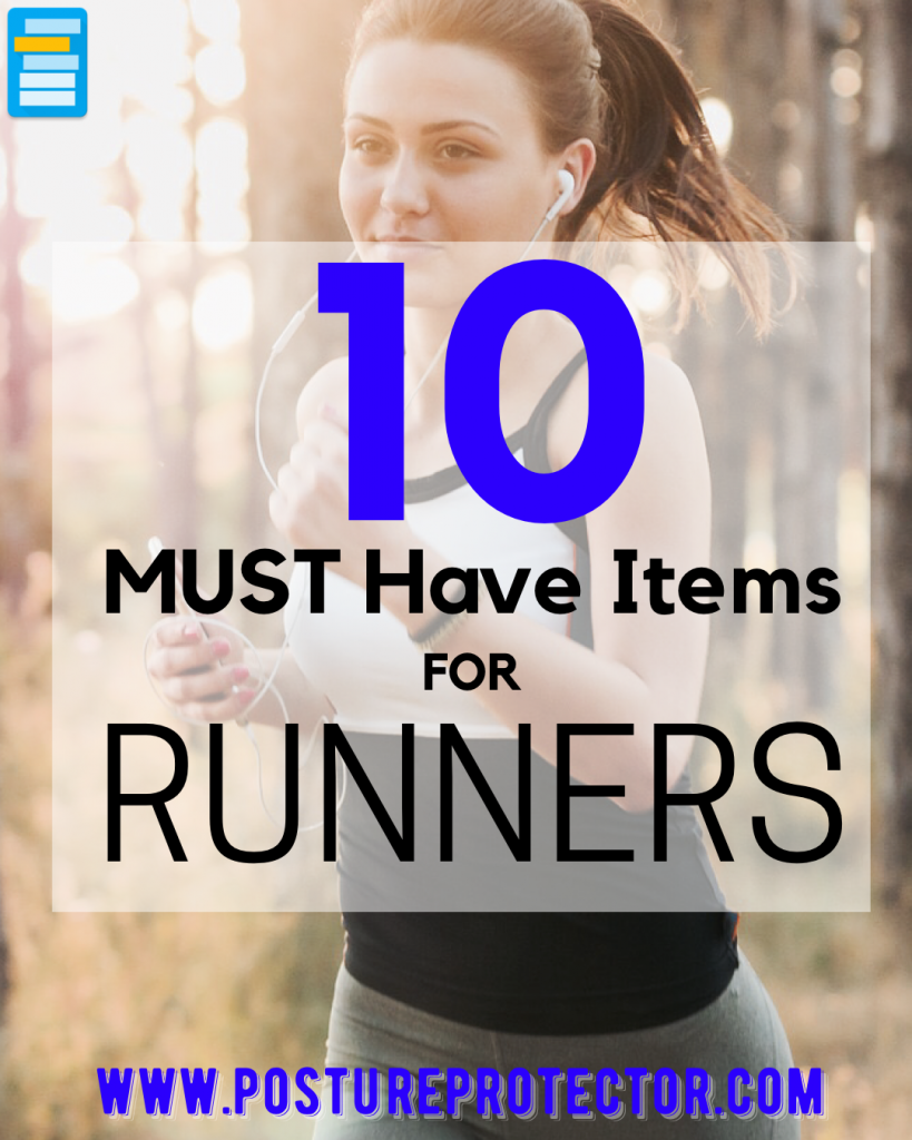 10 MUST Have Items For Runners